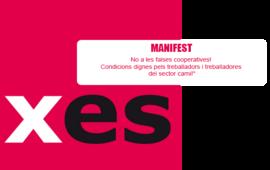 Manifest de la Xarxa d'Economia Solidària contra les falses cooperatives