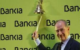 Sentència contra Bankia per oferir informació falsa sobre la situació econòmica de l'entitat